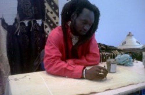 Article : Alama Diakité, l'art bogolan et la manière rasta