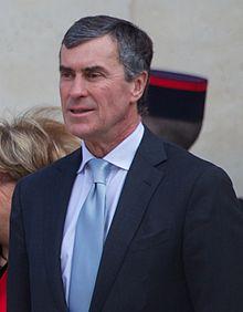 Jérôme Cahuzac, dans l'œil du cyclone.
