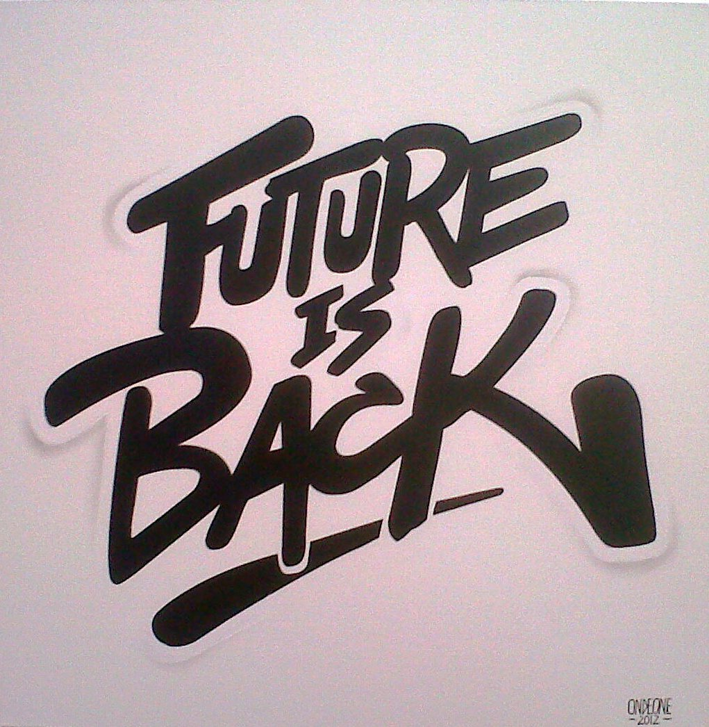 """Future is back"", Ondeone (crédit: Yanik)"