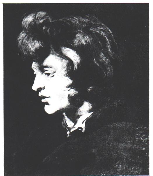 """""""Tête de jeune homme"""" Pier-Paul Rubens (source: Sûreté Québécoise)"""