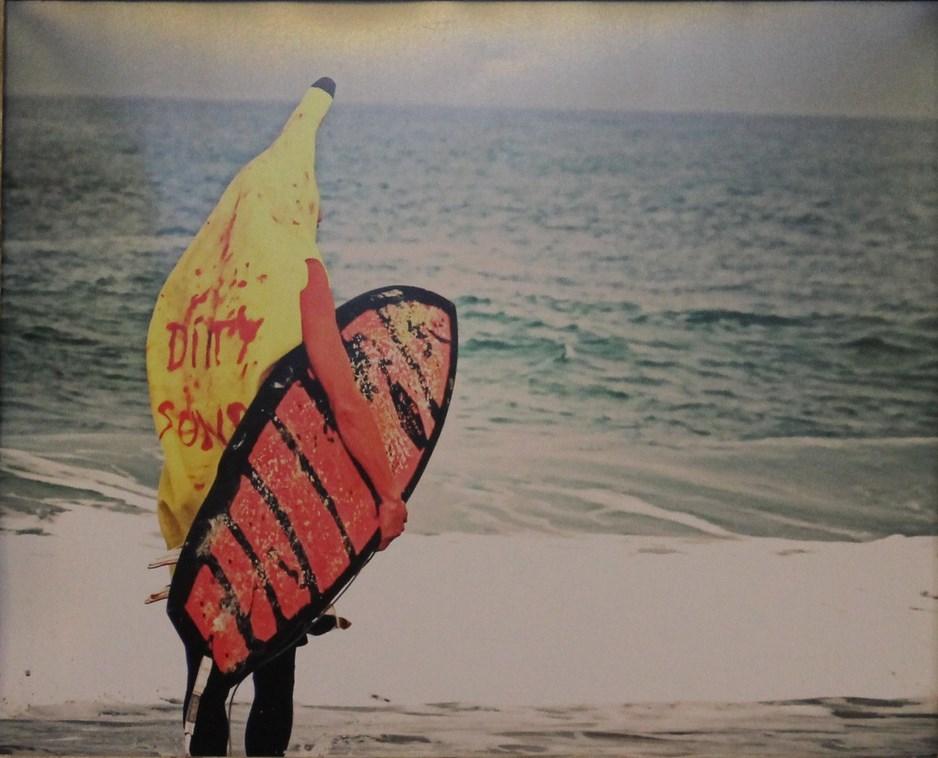 """Ines Boulous """"Surf Punk"""""""