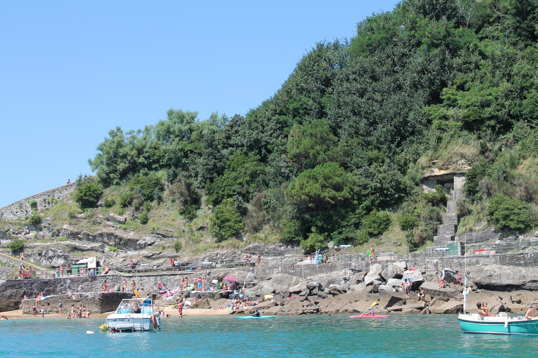 Quelque part sur la côte basque... (crédit: Yanik)