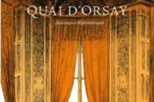 Article : Quai d'Orsay, la BD