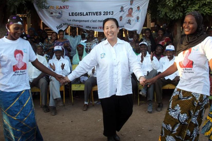 Ya Hong Wei dite Astan Coulibaly au Mali (Bamada.net)