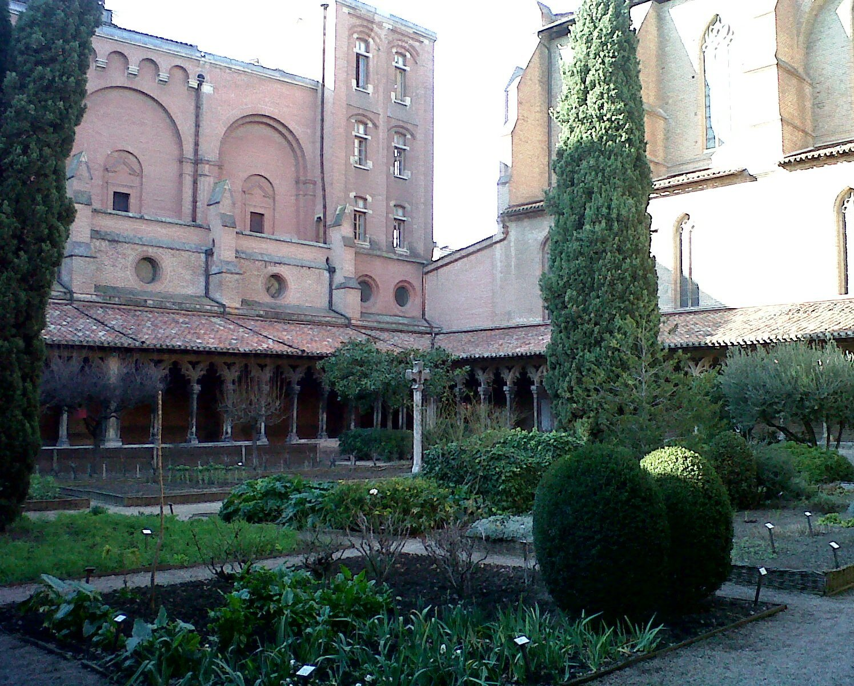 Le Cloitre du Musée des Augustins (Yanik)