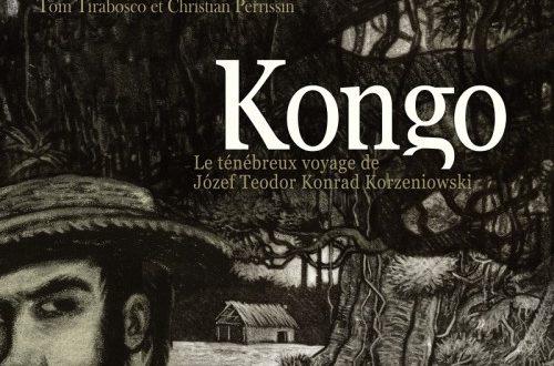 Article : Kongo, une BD noire et lumineuse
