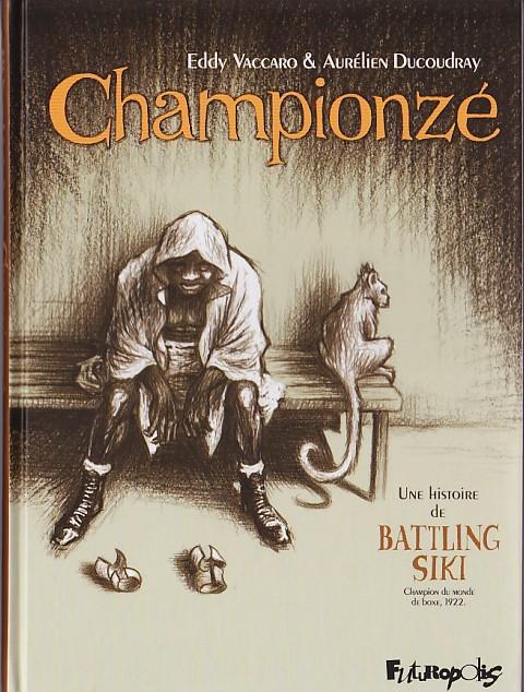 Championzé-Couv