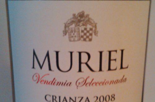 Article : Vin : Rioja, Muriel Crianza 2008