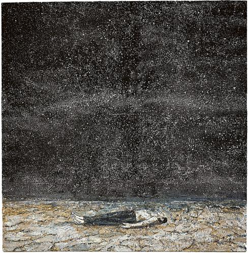 "Anselm Kiefer ""Ordres d la nuit"" (www.guggenheim-bilbao.es)"