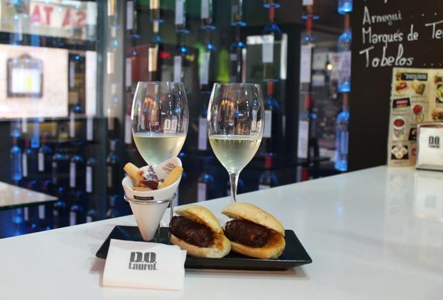 Le vin de Rioja se décline aussi en blanc. (Yanik)