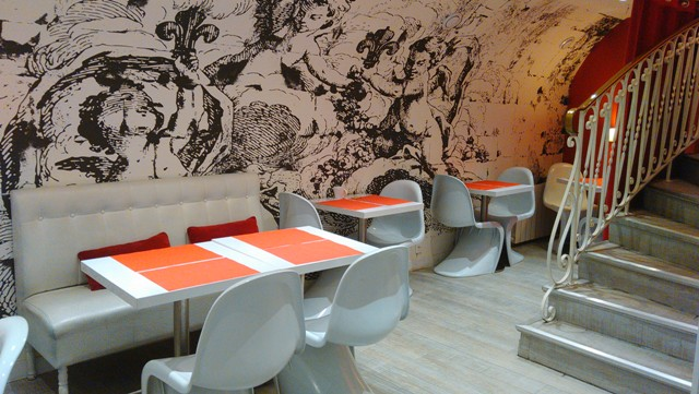 La salle du petit déjeuner (Yanik)