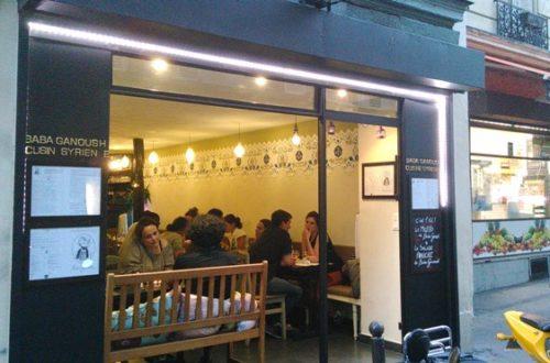 Article : Restaurant Baba Ganoush, la cantine syrienne des Batignolles
