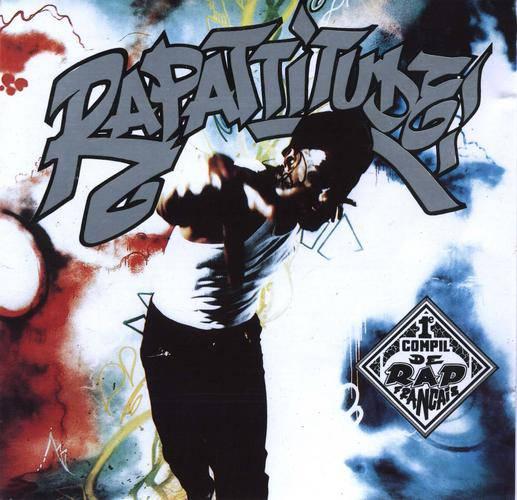 Rapattitude, la 1ère compilation de Rap français, sortie en 1990
