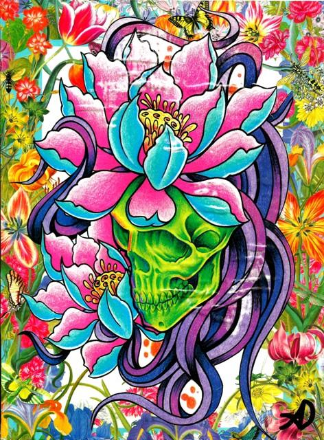 """Altéa """"Les fleurs du mal"""""""