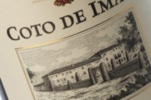 Article : Rioja, Coto de Imaz, Reserva 2008