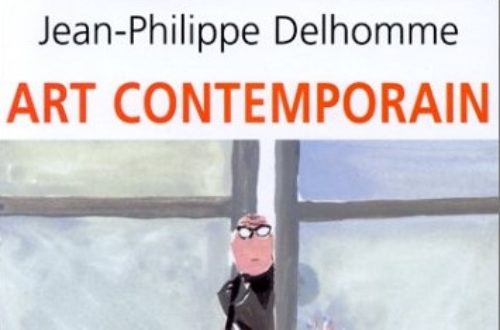 Article : BD : Art contemporain de Jean-Philippe Delhomme