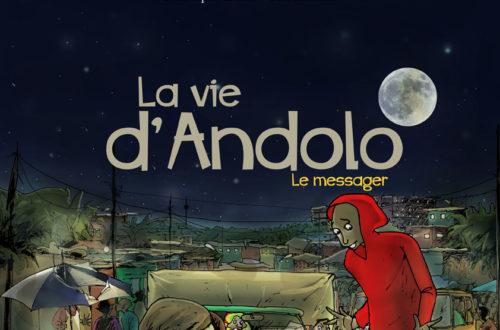 Article : La Vie d'Andolo, le quotidien de jeunes kinois en BD