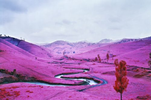 Article : Richard Mosse : le Congo version rose