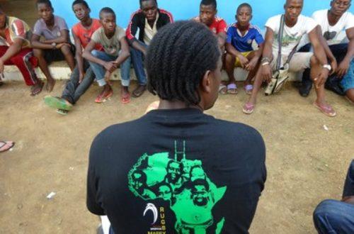 Article : Serge Betsen Academy, le rugby éducatif au Cameroun